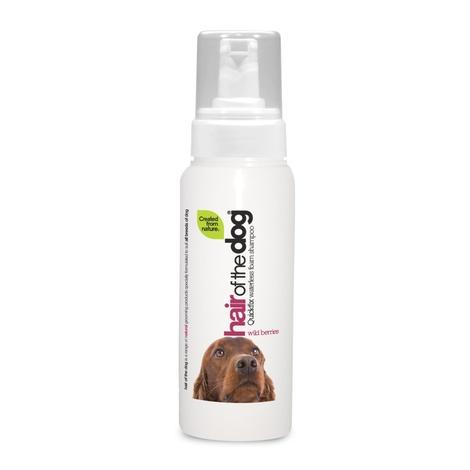Hair of the Dog Waterless Foam Shampoo – Wild Berries