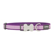 Fang It Dog Collar – Purple