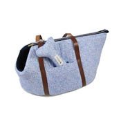 Teddy Maximus - Liberty Print London Luxury Dog Carrier