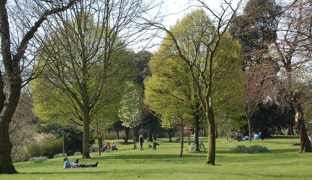 Victoria Park 3