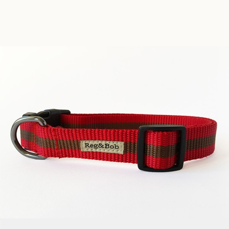 Red Dog Collar 2