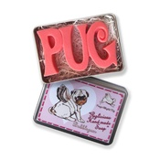 Pugs Might Fly - Puglicious Pug Soap - Bubblegum