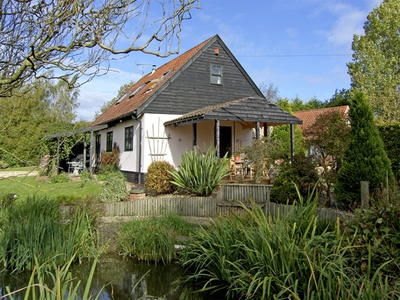 The Haybarn, Norfolk, Thetford