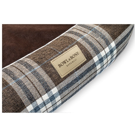 Scott Dog & Cat Bed - Brown 2