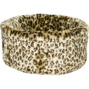 Danish Design - Cat Cosy Leopard Bed