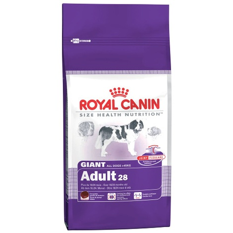Giant Adult 28 Dog Food