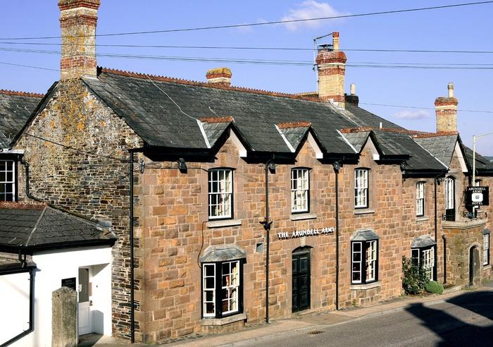 The Arundell Arms, Devon 1