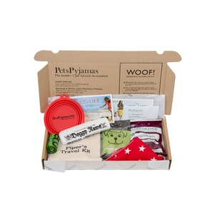 Our fabulous box has everything your pet needs to make their (and your!) short break absolutely perfect!