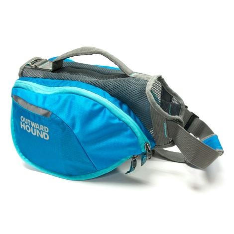 DayPak Backpack for Dogs - Blue