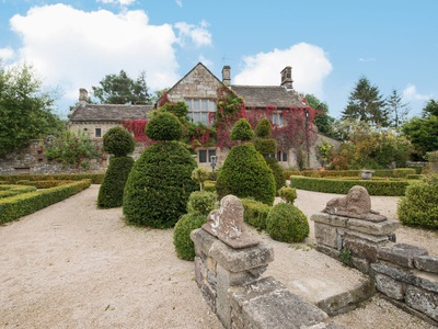 The Manor House, Derbyshire, Alport