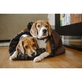 Snuggle Dog & Cat Bed - Truffle Brown 4