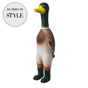 House of Paws - Latex Duck Dog Toy