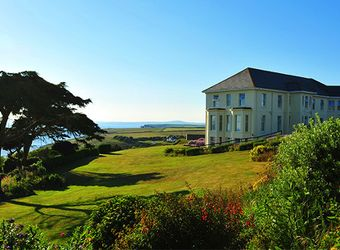 Polurrian Bay Hotel, Cornwall