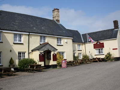 Half Moon Inn, Devon, Beaworthy
