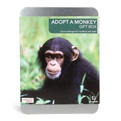 Gift Republic - Adopt A Monkey Gift Box