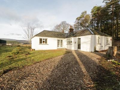 White Hillocks Cottage, Angus, Kirriemuir