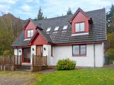 Silver Birch Lodge, Highland, Kyle