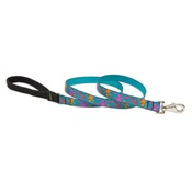 Collarways - Wet Paint Lupine Dog Lead