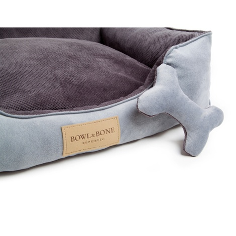 Classic Dog Bed - Grey 2
