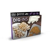 ZooHood - Dinosaur Fossil Cookie Cutters