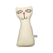 Terri Leahy - Lulu the Cat - Cream
