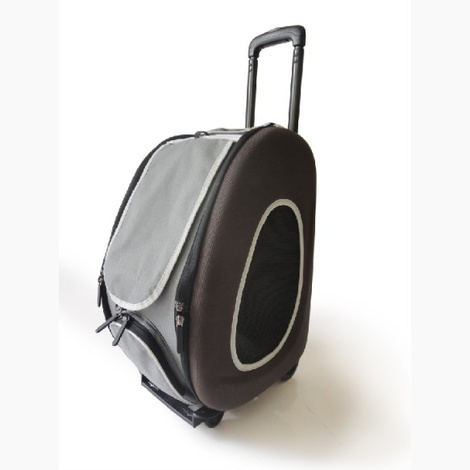 Chocolate 5-in-1 Pet Buggy 4