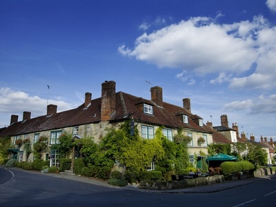 The Lamb at Hindon, Wiltshire