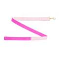 Pink Tweed Lead - Gold