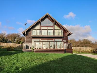Willow Lodge, Retallack, Cornwall, St. Columb