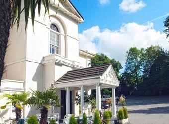 Penventon Park Hotel, Cornwall