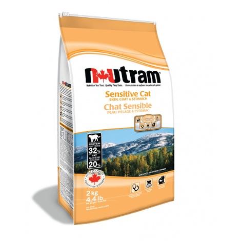 Sensitive Dry Cat Food Cat Food