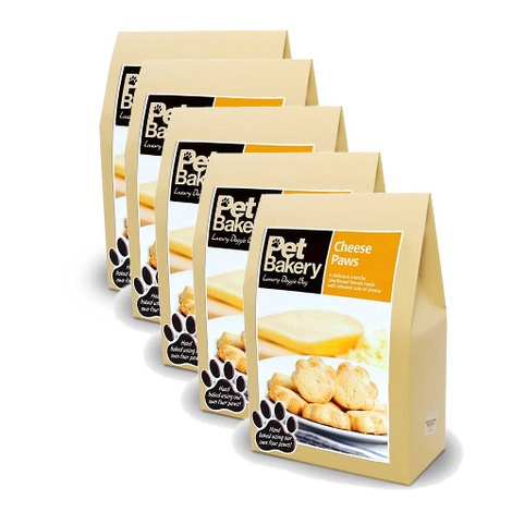 Cheese Paws Dog Treat x 5