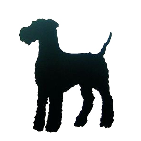 Airedale Wall Sticker