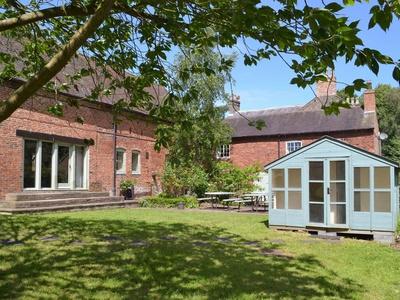 Burdetts Cottage, Derbyshire, Milton