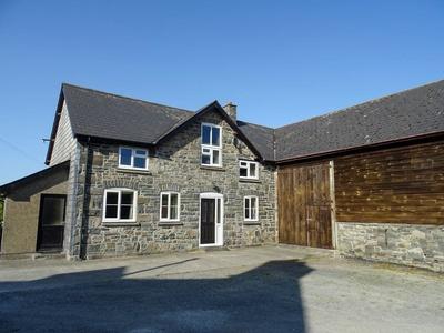 Glan Wye, Powys, Rhayader