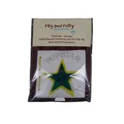 Reg & Ruby - Pup Star Edible Card