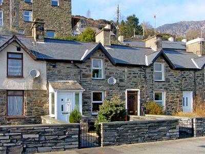 Glan-yr-Afon Cottage, Gwynedd, Tanygrisiau