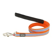 Red Dingo - Fang It Dog Lead – Orange