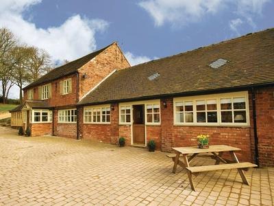 Brankley Cottage, Staffordshire