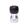Silver H2O Water Bottle 9.5oz