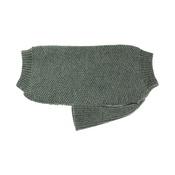 Clementine est. Dogs - Strachey Wool Jumper - Grey