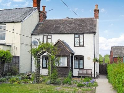 Honeysuckle Cottage, Shropshire, Minsterley