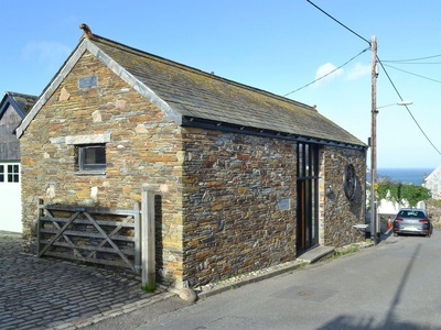 Saundry's Barn, Cornwall, Port Isaac