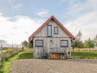 The Big Barn, Highland, Garve