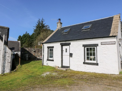 Kellocks Cottage, South Lanarkshire, Biggar