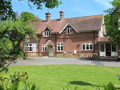 The Lodge at Bashley, Hampshire, Lymington