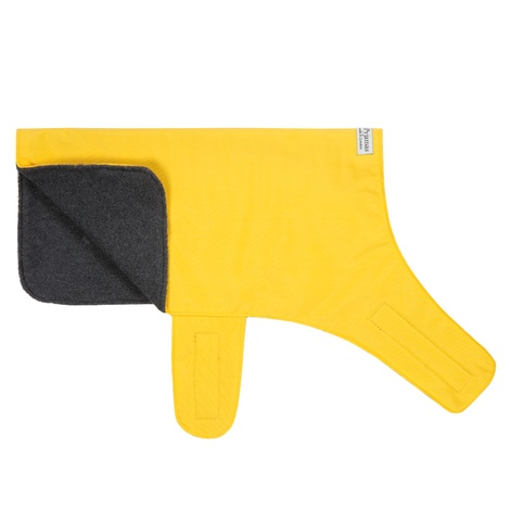 Pawditch Yellow Dog Coat 7