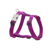 Red Dingo - Plain Dog Harness - Purple