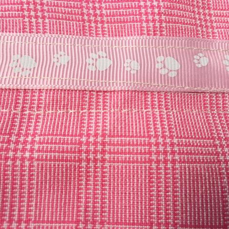 Pink Paw Indiana Dog Bandana 3