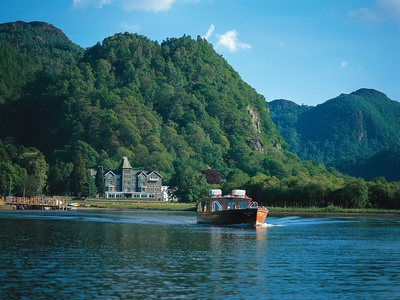 Lodore Falls Hotel & Spa, Lake District, Borrowdale